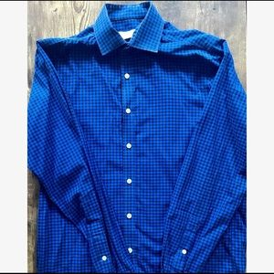 Michael Kors Slim Fit Button Shirt